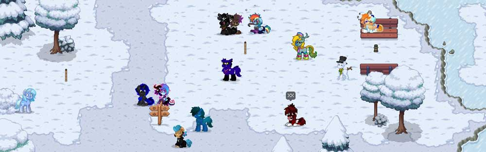 pony town game world
